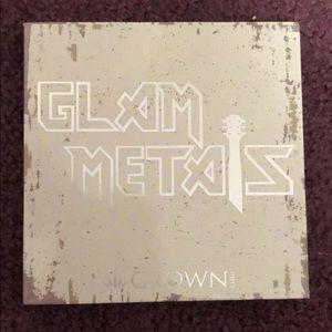 Glam metals eyeshadow palette